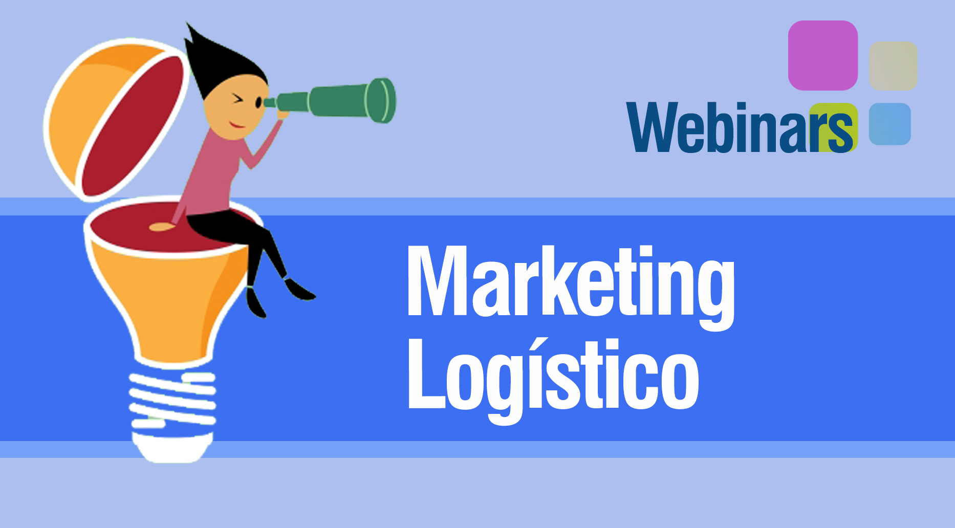 webinar marketing logistico