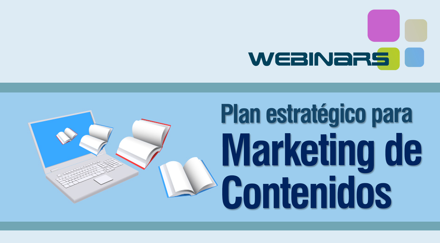 webinars marketing contenidos