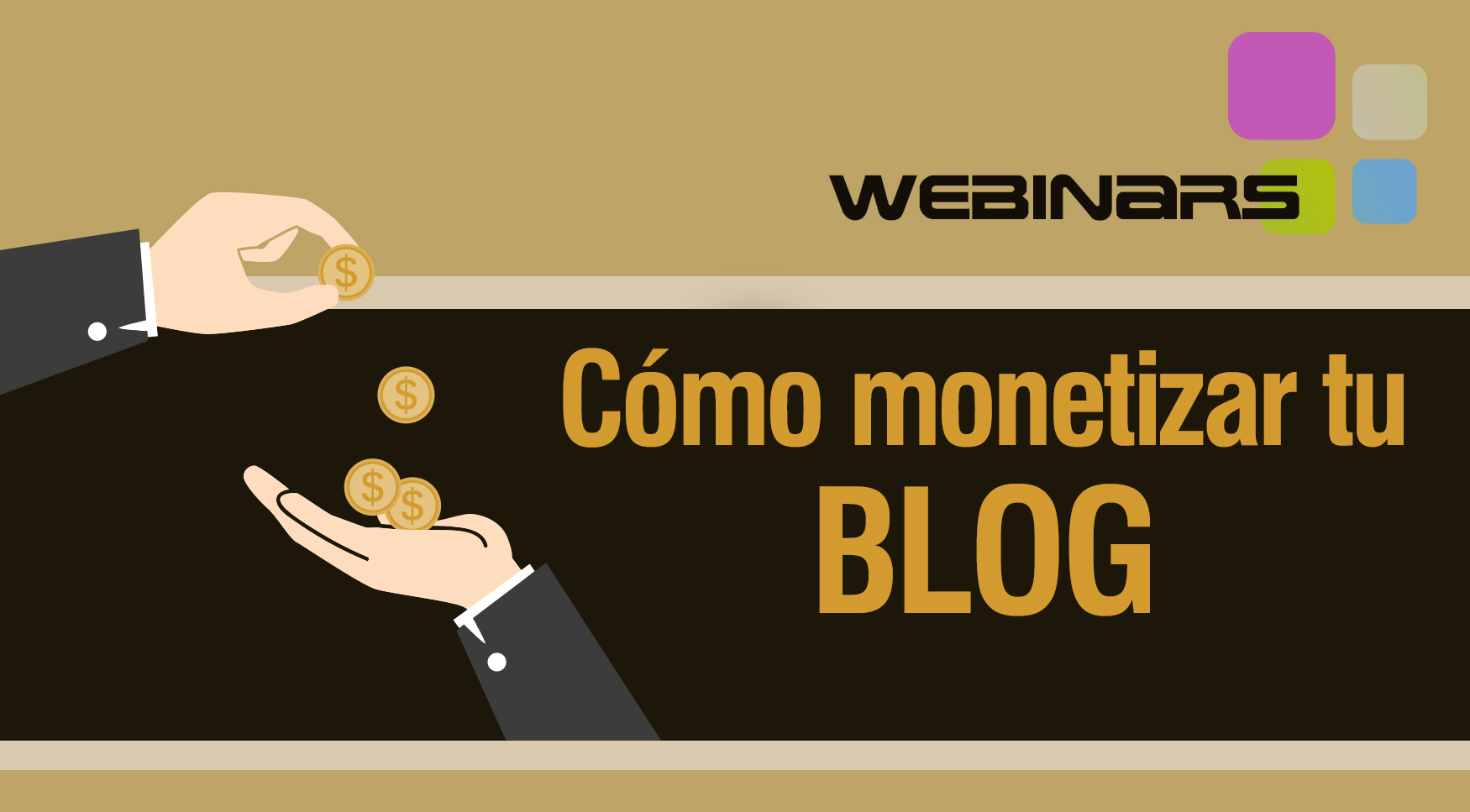 Como monetizar tu blog