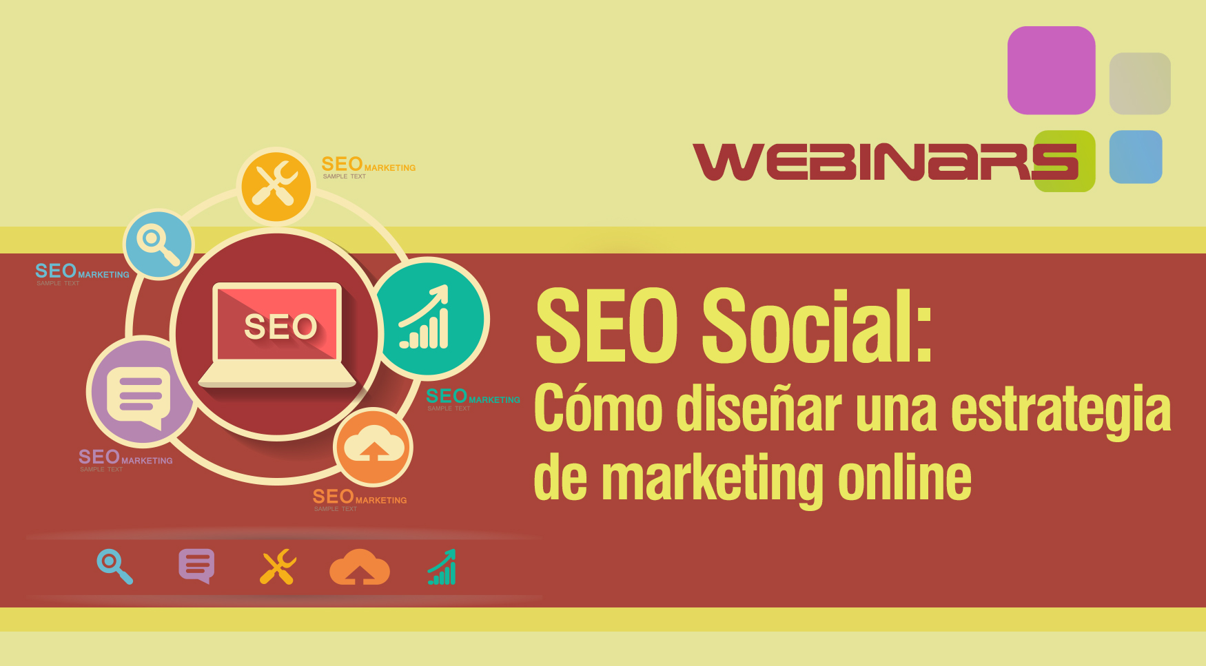 Seo social c mo dise ar una estrategia de marketing for Como disenar una cocina online gratis