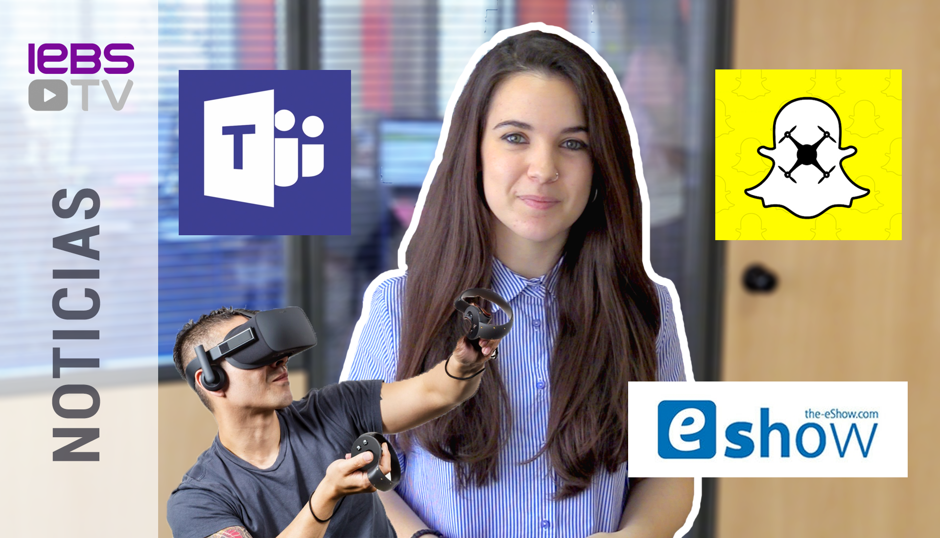 Realidad Virtual, eShow y Microsoft Teams