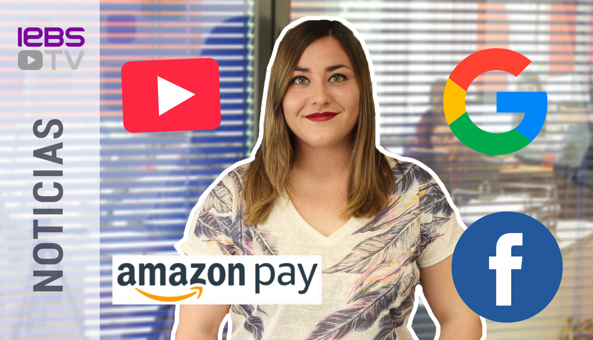 Facebook Space, Amazon Pay, Google Hire