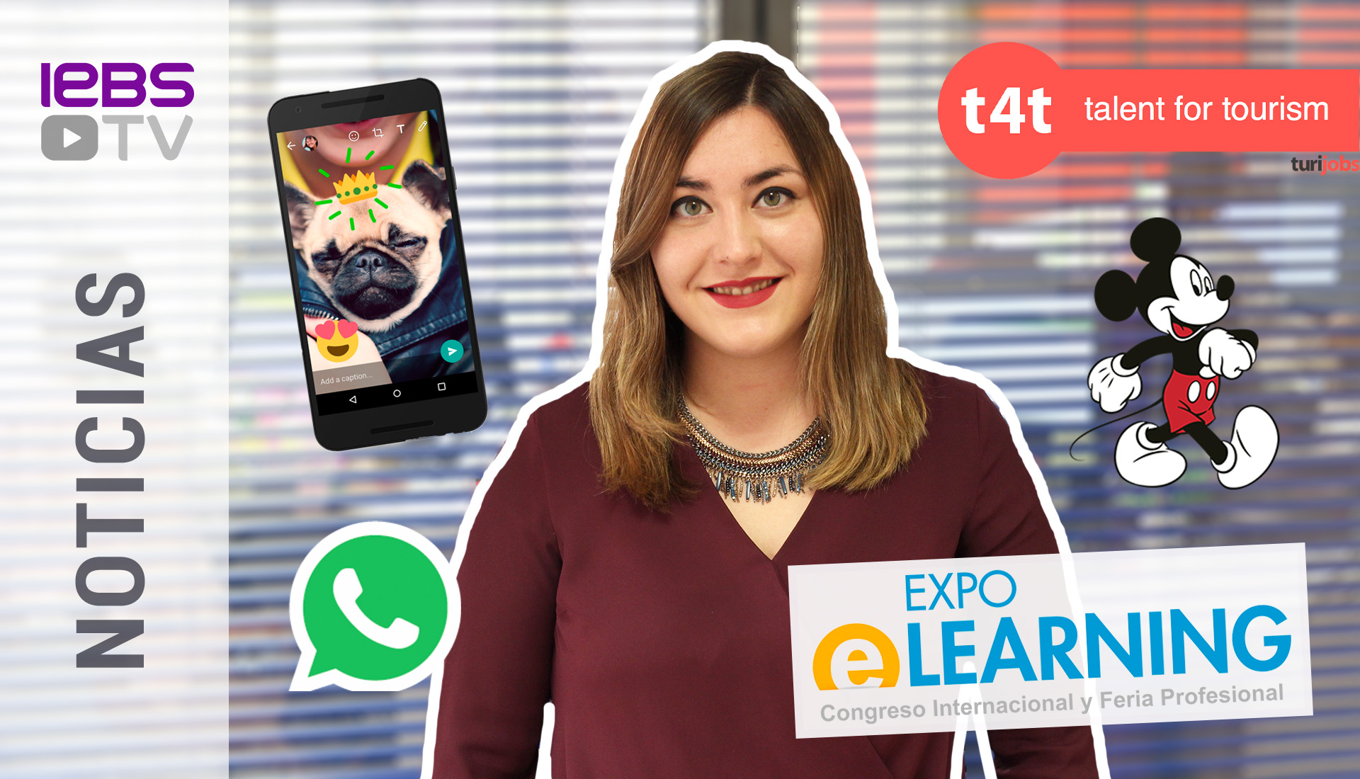 Whatsapp Status, Disney Research, Expolearning