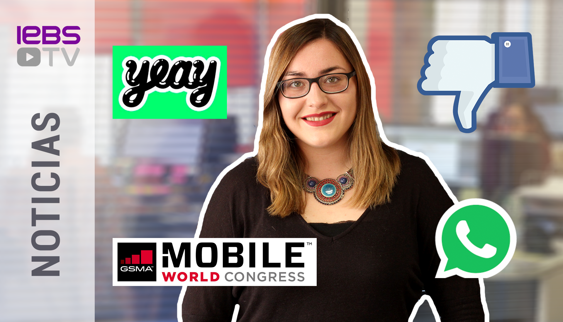 Facebook, Whatsapp Status, Yeay y MWC17