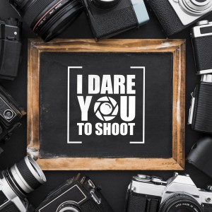 I dare you to shoot