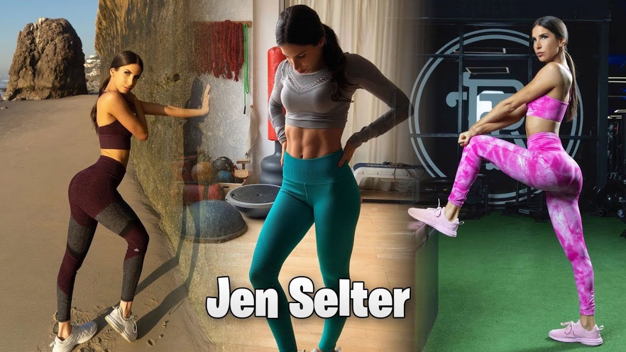 ¿Who is Jen Selter?