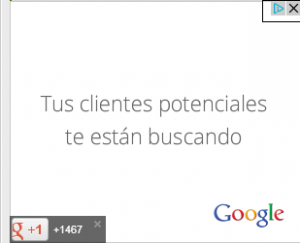 anuncio google adwords