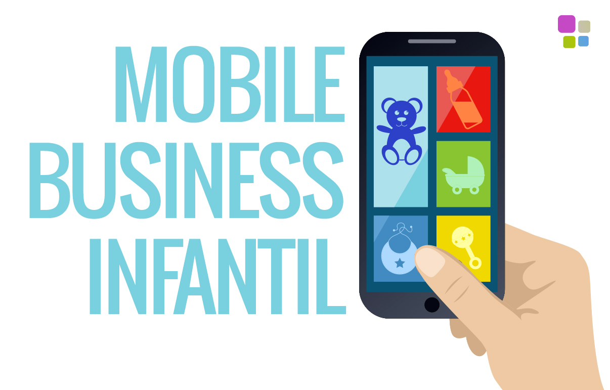 MOBILE BUSINESS APPS INFANTIL PARA NIÑOS