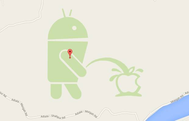 Google cierra Map Maker