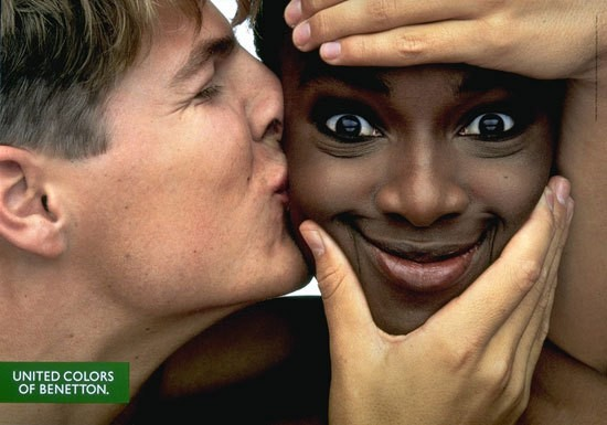 benetton visual storytelling