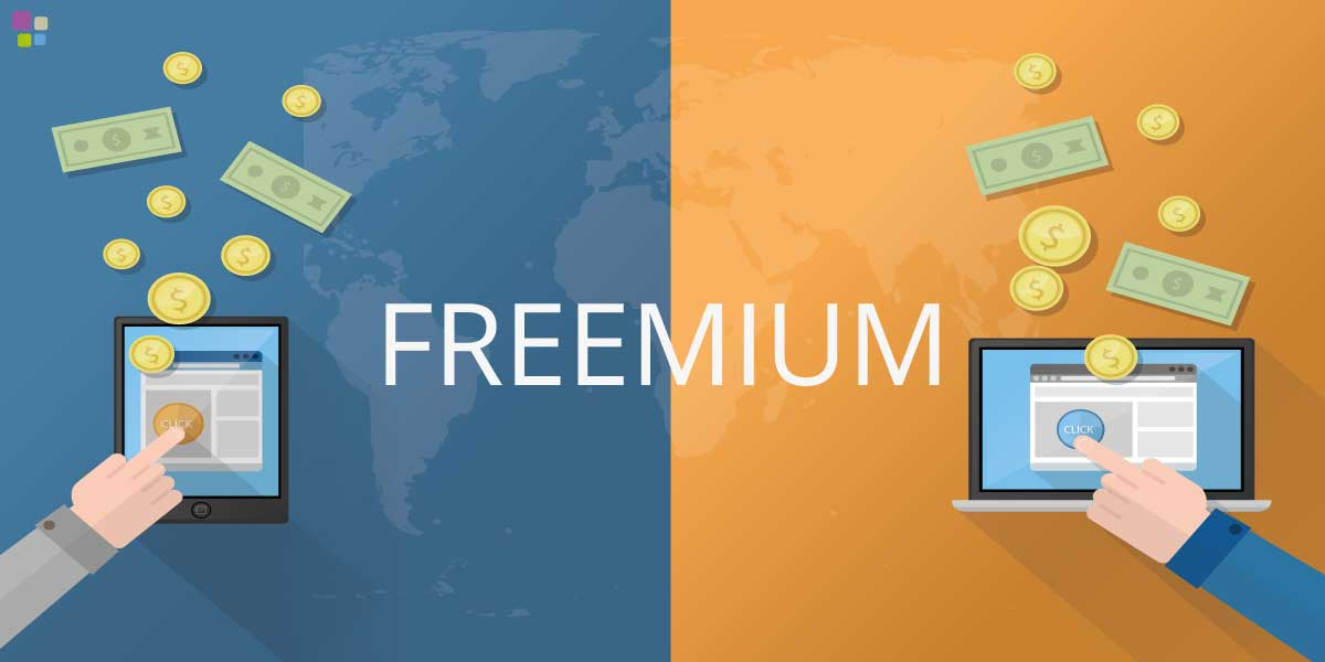 Freemium-subscription