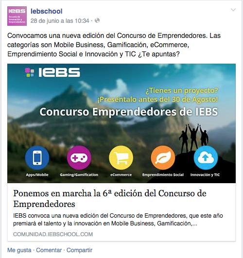 Morfología del Post Perfecto: Facebook - Captura de pantalla 2015 07 15 a las 10.24.51