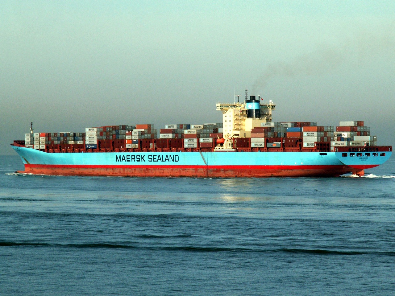 Qué es el Transatlantic Trade and Investment Partnership (TTIP) - maersk 884349 1280