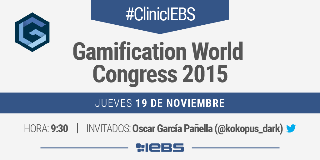 CLINIC gamification world congress