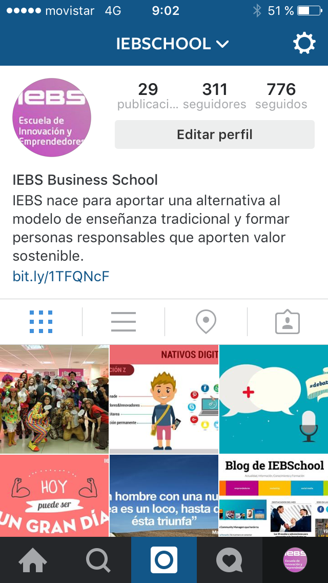 gestion de instagram community manager