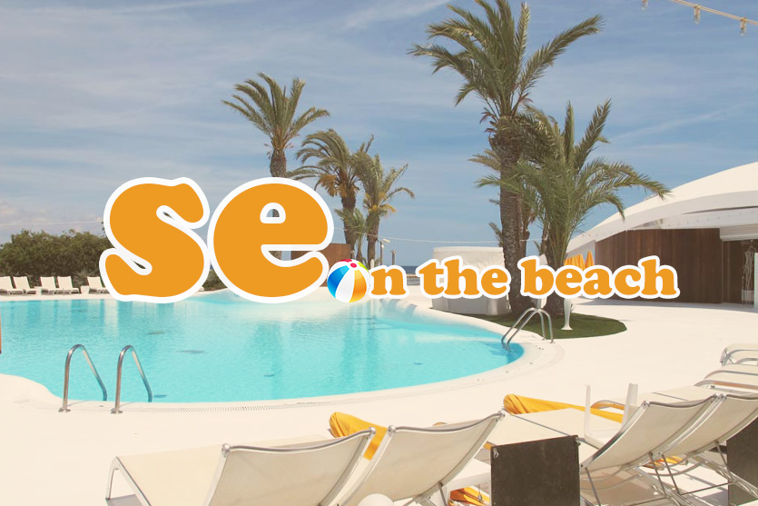'SEonthebeach', el evento más veraniego para disfrutar del marketing online - seonthebeach