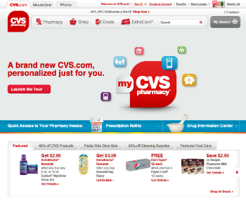 Cómo mejorar la conversión de tu eCommerce con Big Data Marketing - cvs online pharmacy