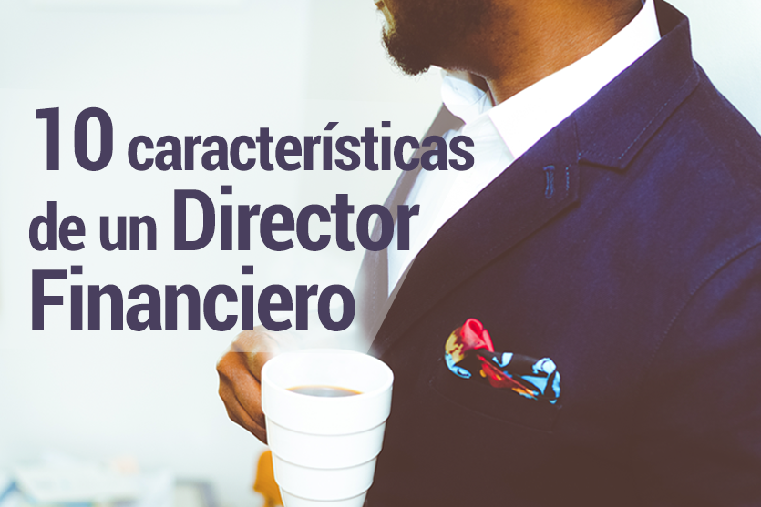 Características director financiero