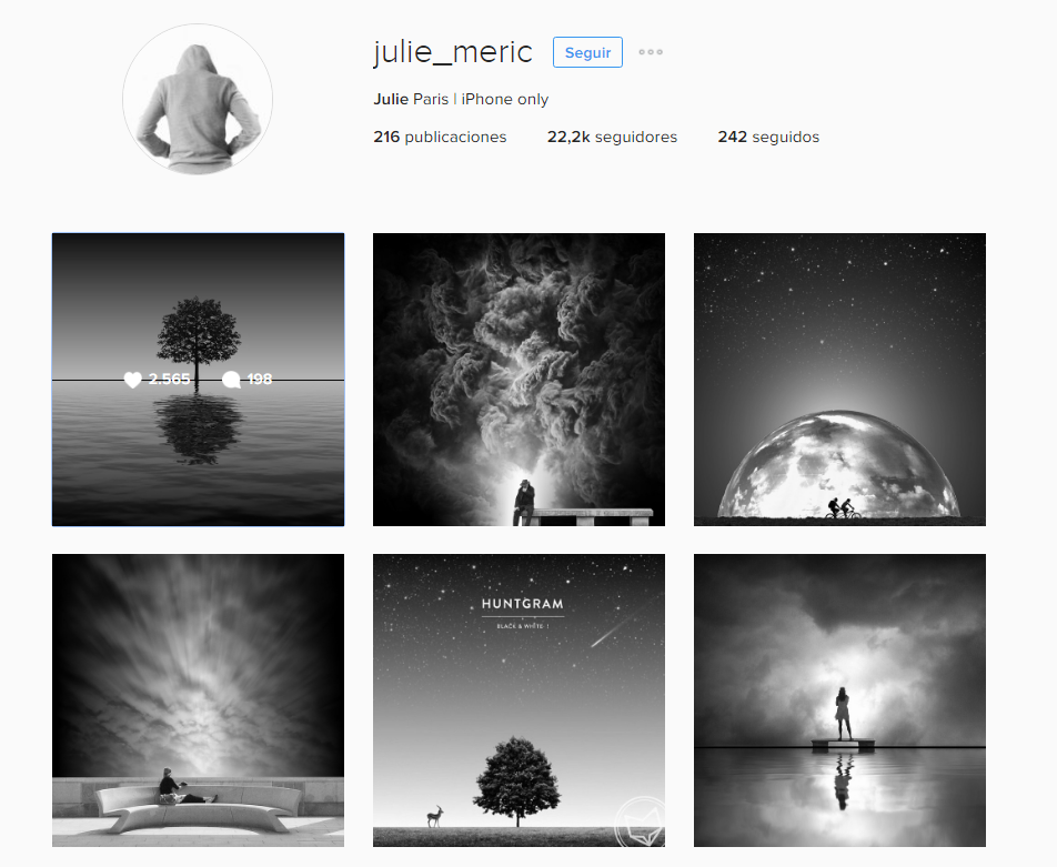 Julie Meric Instagram