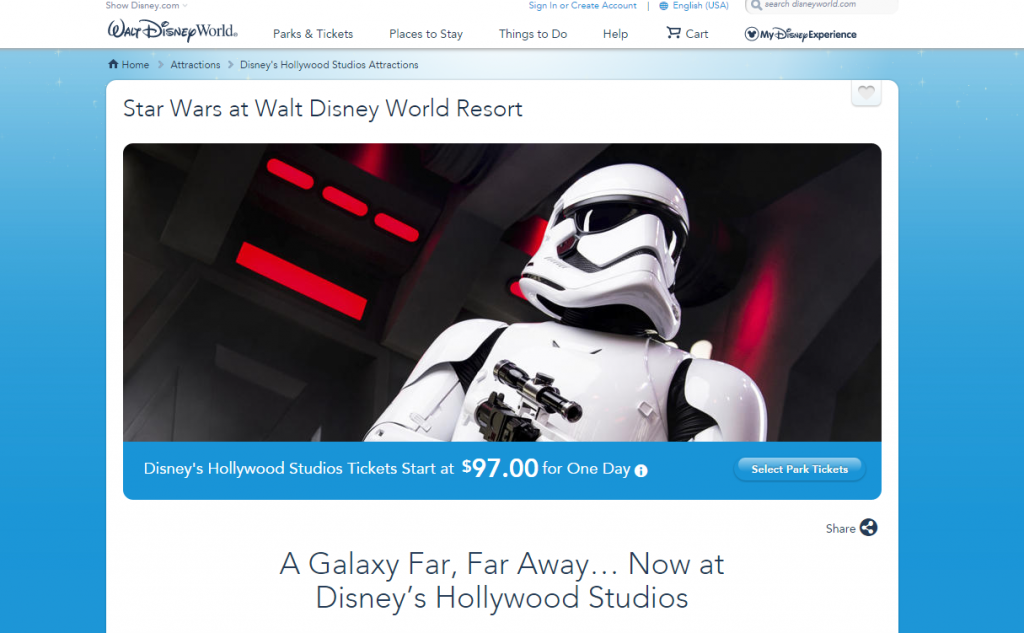 Star Wars Marketing Digital Redes Sociales Disney