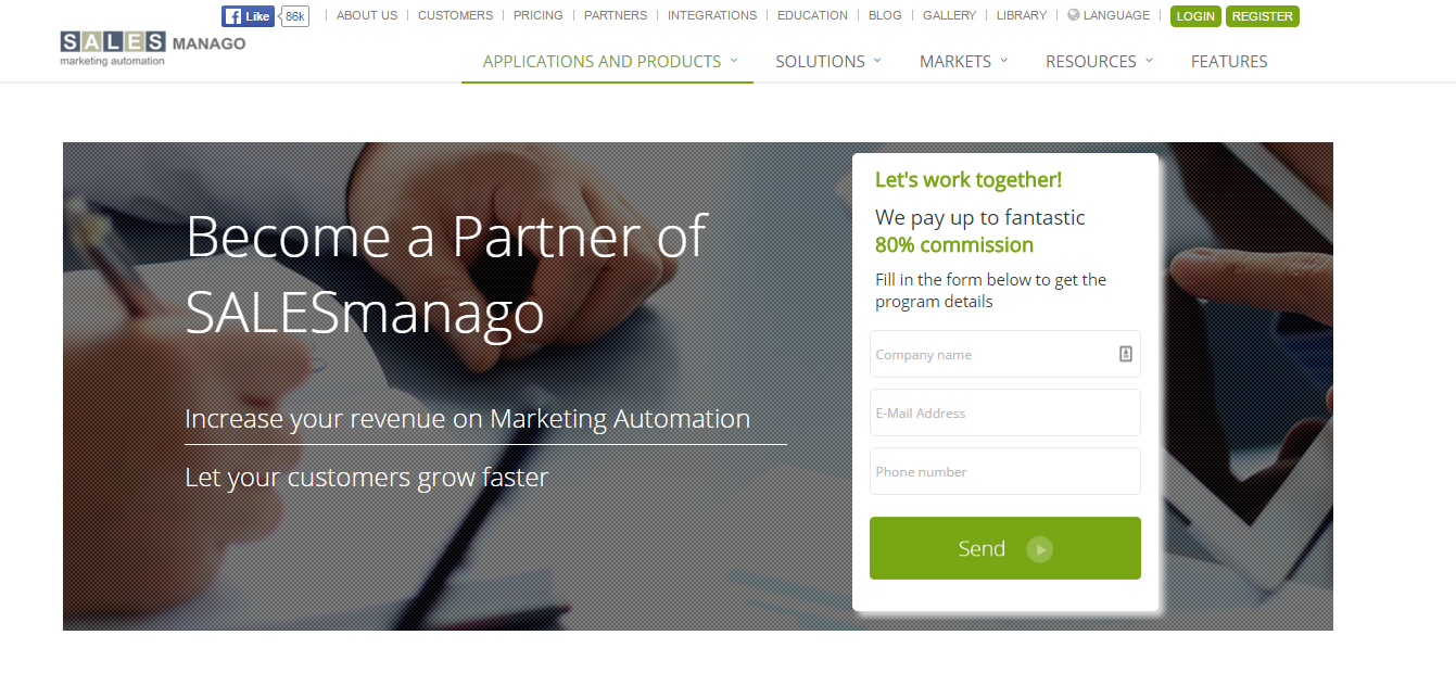 Marketing Automation Infusionsoft