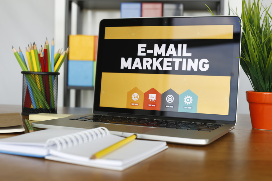 Email marketing en logistica