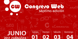Talleres, networking y tapeo en Congreso Web 2017