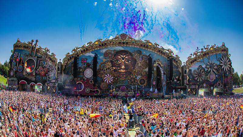 Tomorrowland y Ultra Music Festival | Super Festivales