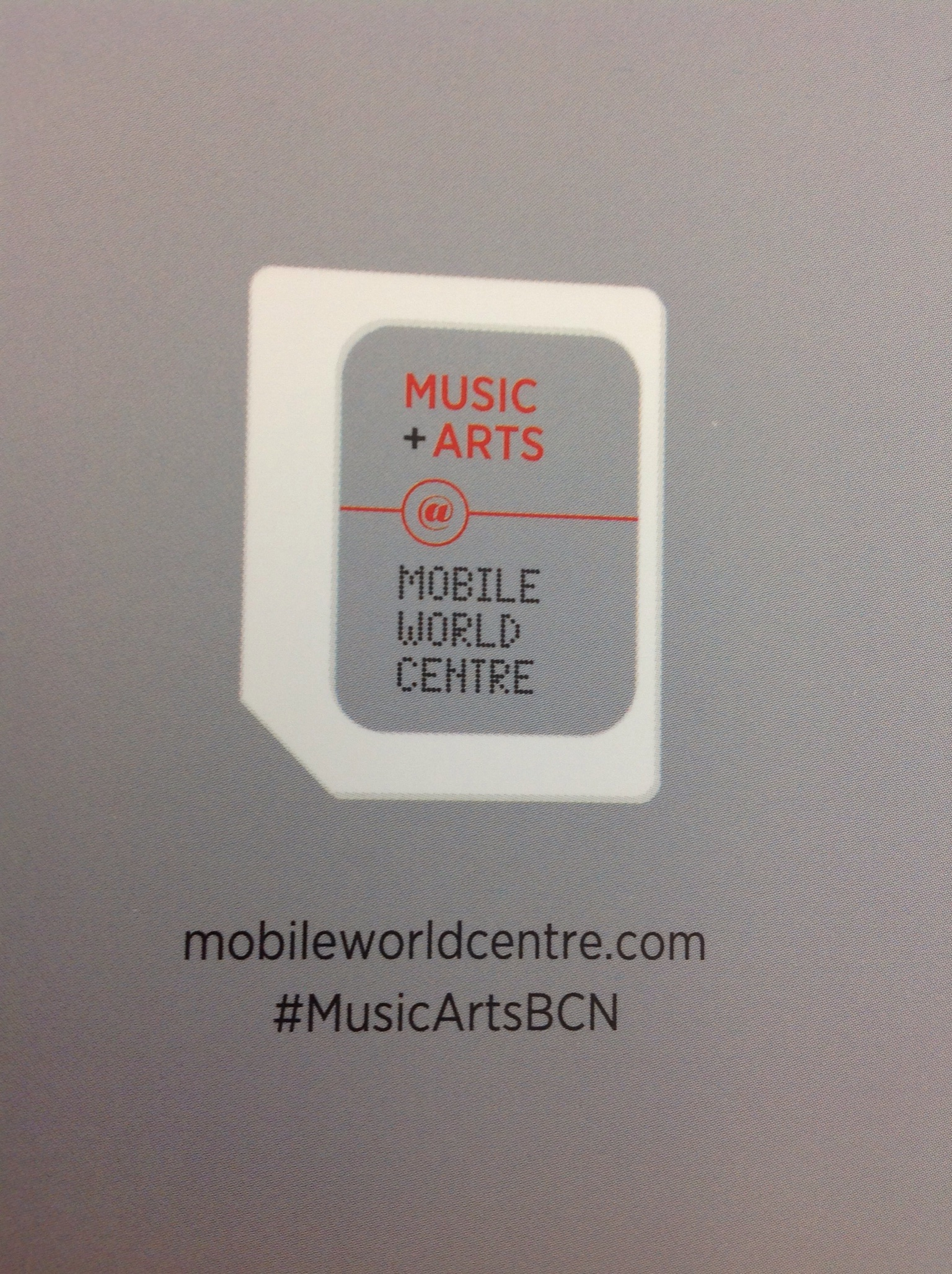 Music+Arts, la exposición con etiqueta del Mobile World Centre