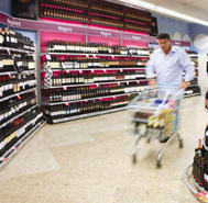 supermercado caprabo- marketin sensorial- trade marketing